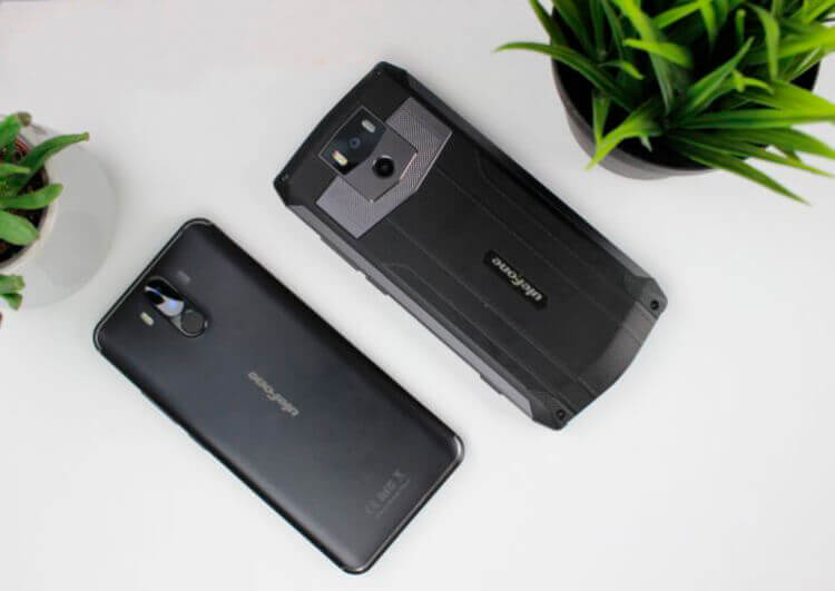 Ulephone Power 5 корпус