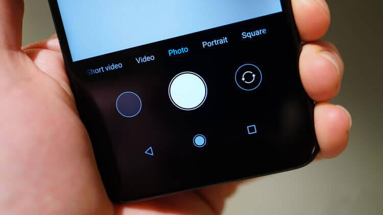 Xiaomi Mi A2 приложение камеры