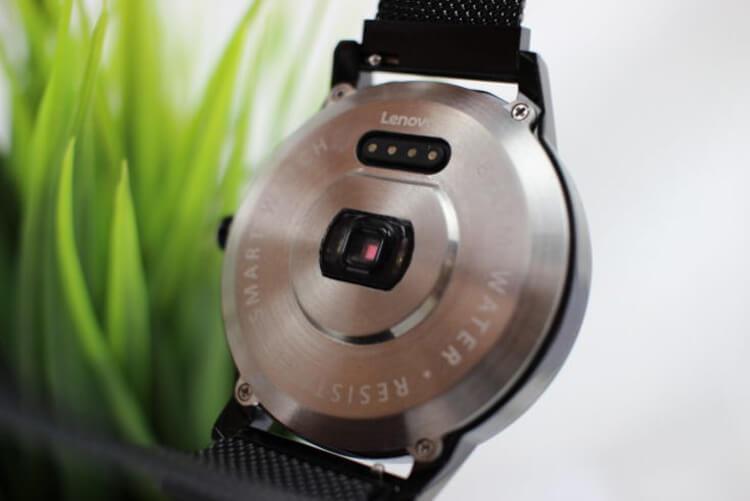 Lenovo Watch X сзади