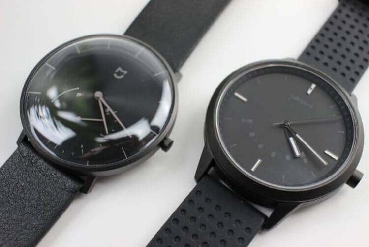 Xiaomi Mijia SYB01 и Lenovo Watch 9