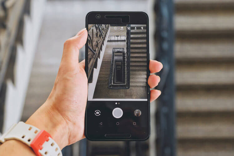 LG NEXUS 5X и шикарная камера