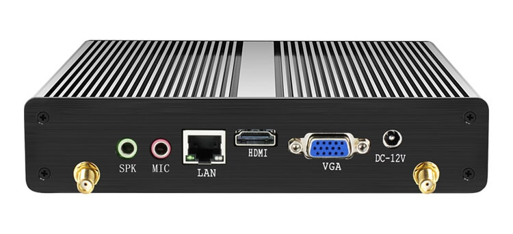 Barebone HD Graphics 610 minipc