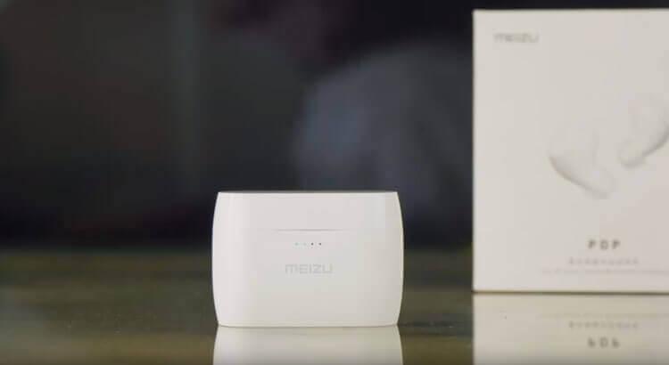 Meizu POP и коробка