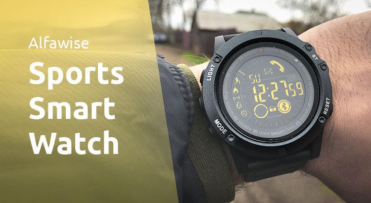Alfawise Sports Smart Watch