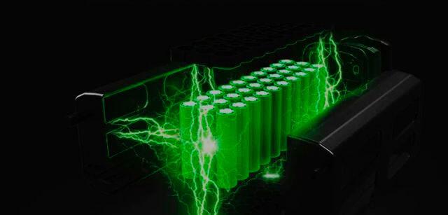 Alfawise X2 батарея