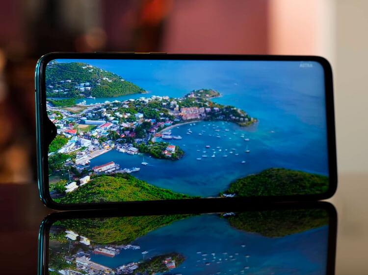 Цветопередача Redmi Note 8 Pro