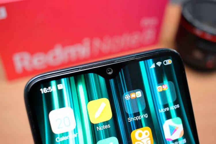Дисплей Redmi Note 8 Pro