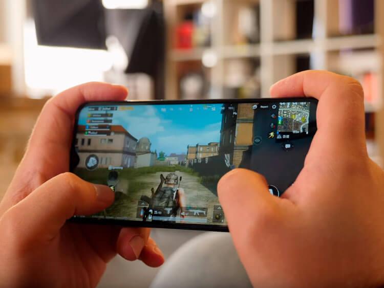 Игры на Redmi Note 8 Pro