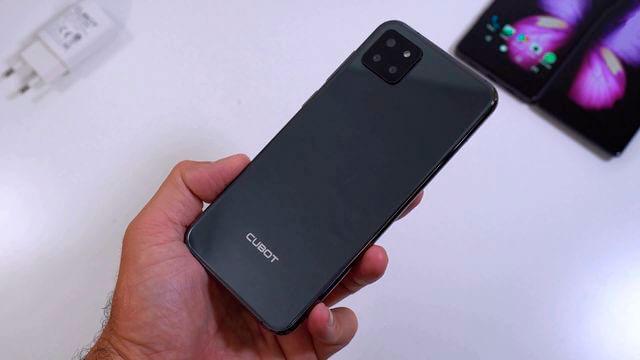 Камера Cubot X20 Pro