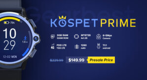 kospet prime watch