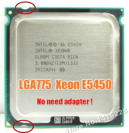 Xeon E5450 SLMBB