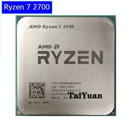 Ryzen 7 2700