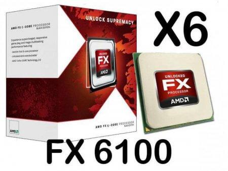 AMD FX6100 AM3+