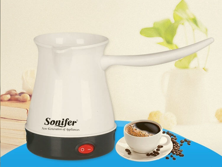 Электрическая кофеварка-турка Sonifer