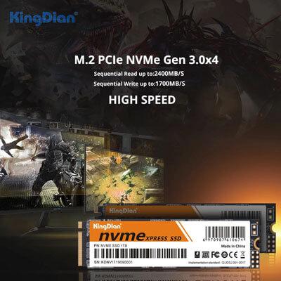 Купить KingDian SSD m2 NVME SSD