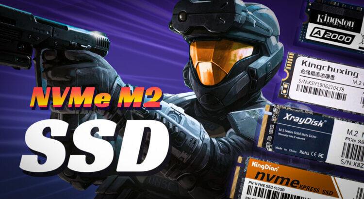 SSD NVME с Aliexpress