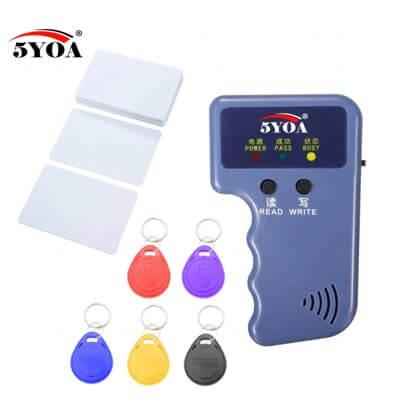 Купить ручной дубликатор RFID EM4100